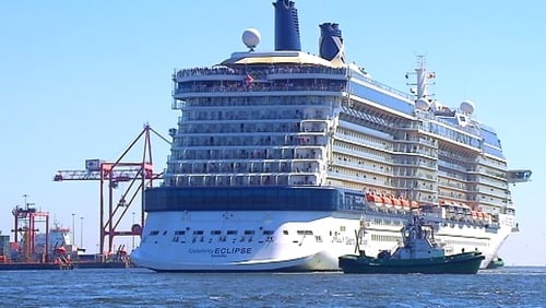 Dublin Port is planning to cut the number of cruise ships from 172 last year to 80 in 2021.