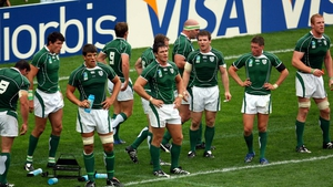 Ireland failed to shine at the 2007 World Cup in France