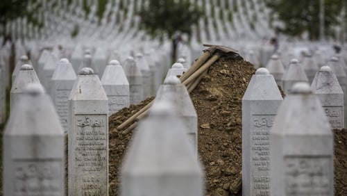 Relatives of victims condemn Srebrenica ruling