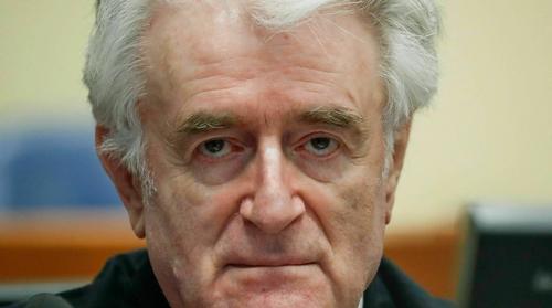 Judges increased Radovan Karadzic's 40-year sentence