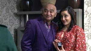 Rishi and Manpreet have big news!
