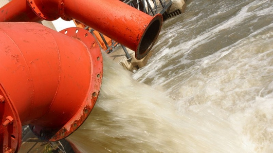 'Unacceptable' level of raw sewage being discharged
