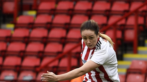 Sophie Jones has left Sheffield United by mutual agreement