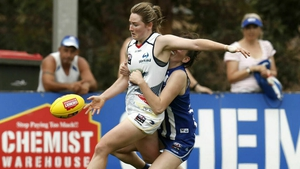 Ailish Considine starred in the Women's AFL