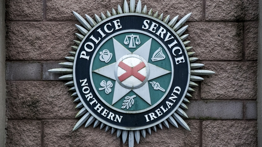 Digger used to steal cash machine in Co Antrim