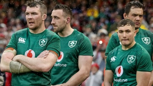 Ireland have struggled since beating New Zealand last November
