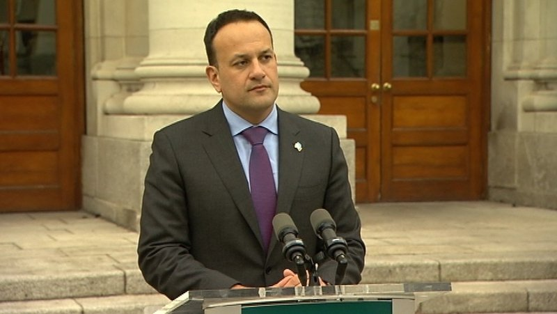 Taoiseach to deliver a key note televised address