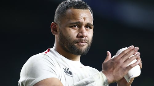 "Billy Vunipola: ""Everyone needs to take heed of his messages and make sure you aren't the guy who gets cut."""