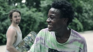 Keira and Zack (in background) in Minding the Gap