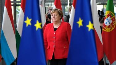 Seansailéirna Gearmaine,Angela Merkel