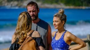 Tori tells Robbo she's pregnant