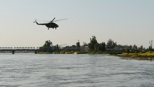 Search operations are continuing downstream after the tragedy