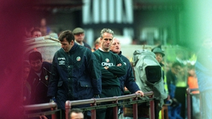 Mick McCarthy first walked into the Irish job as a 36-year old in 1996