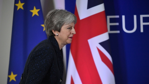 It came as ministers moved to try to head off an attempt by MPs to seize control of Commons business in a bid to secure a 'softer' Brexit