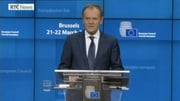Web video: Donald Tusk speaks after Brexit extension agreement