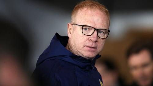 Alex McLeish has a big job to do at Scotland