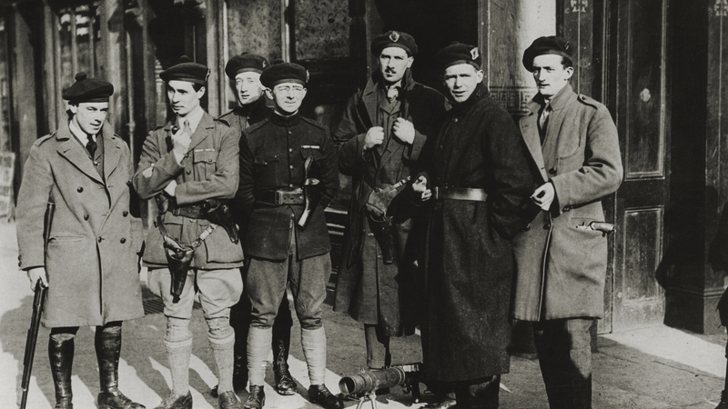 Come out ye Black and Tans: who were the Black and Tans?