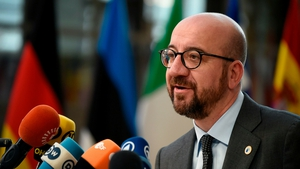 Charles Michel said preparations for a no-deal continue