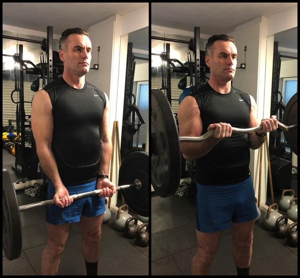 bicep exercise