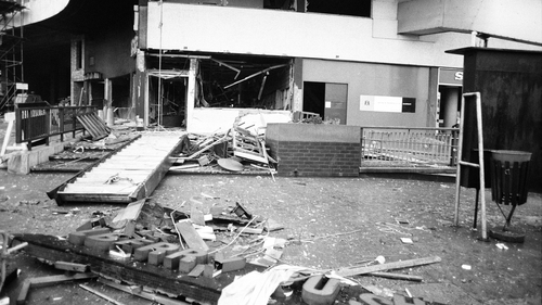 Bombs went off at the Mulberry Bush (pictured) and the Tavern in the Town in 1974