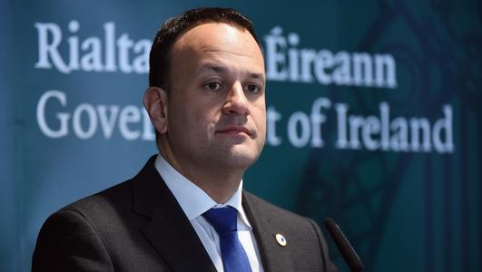 An Taoiseach Leo Varadkar talks Brexit, FAI and politics