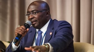 Ghana's vice president Mahamudu Bawumia said action was needed to prevent such accidents