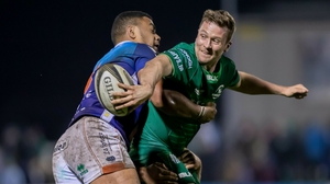 Jack Carty posted 10 points from the bench for Connacht