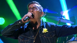 """Christy Dignam - """"I've just done a solo album, which is something I'd always wanted to do"""""""