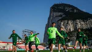Getting the Ireland game played on Gibraltar soil was a real coup for the national side's football association