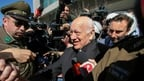 Pope accepts resignation of cardinal over abuse charges