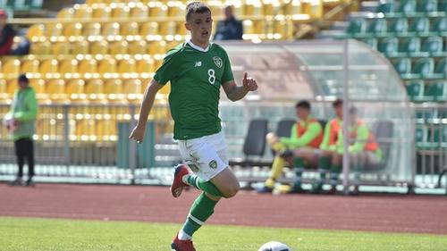 Goalscorer Jason Knight