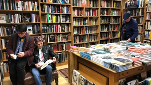 Support Irish makers: Charlie Byrne's Bookshop