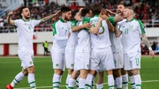 Ireland celebrate the goal that may give the side momentum for the rest of their Group D campaign