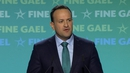Leo Varadkar said his party would not enter into coalition with Sinn Féin under any circumstances