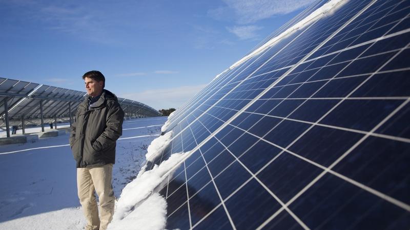 50 jobs for solar energy company