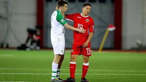 Euro 2020 qualifiers: Seamus Coleman to captain Republic of Ireland against Gibraltar
