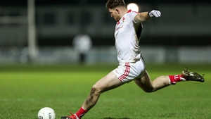 Sam Mulroy hit five points for Louth