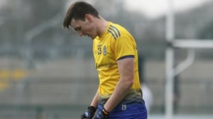 Roscommon's Hubert Darcy following his county's relegation