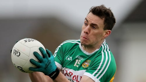 Niall McNamee and Offaly preserved their third-tier status