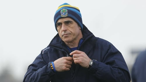 Cunningham has overseen Roscommon's relegation from Division 1 in his first season