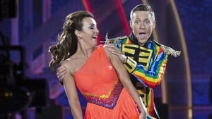 DWTS champion Mairead Farrell and her pro-dance partner John Nolan