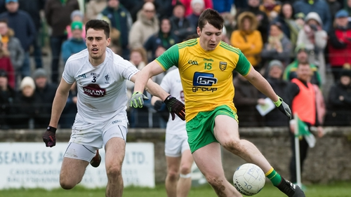 Donegal shot straight back to Division 1