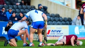 Joe Canning (R) was forced off