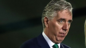 It's now six weeks since john Delaney stepped aside from the FAI