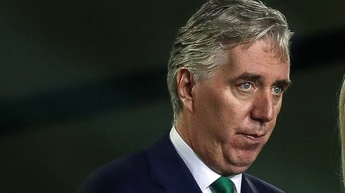 John Delaney earned€360,000 as chief executive of the FAI, a role his has held since 2005