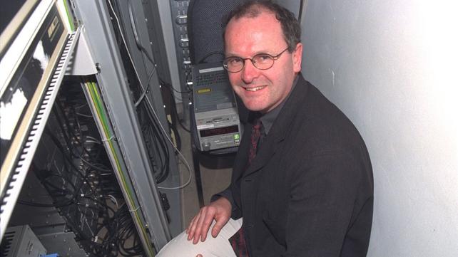 Séamus Crimmins, Head of Lyric FM