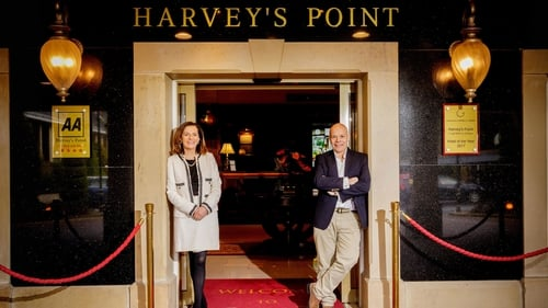 Deirdre McGlone and Marc Gysling have sold Donegal hotel Harvey's Point
