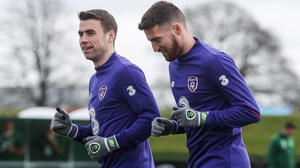 Will the Seamus Coleman and Matt Doherty combination get another chance to impress against Georgia?