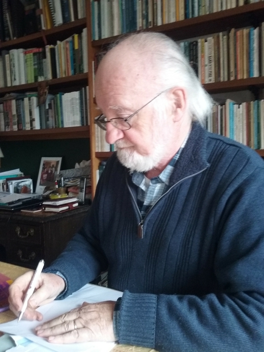 Poetry File with John F Deane
