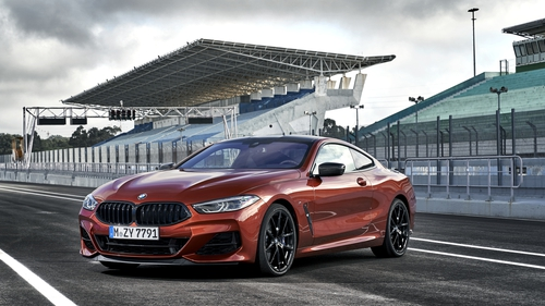 BMW's 8 Series needs a race track to show exactly what it can do.